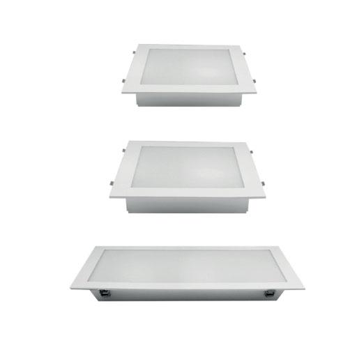 CEYHAN        60X60 – 30X30 – 60X30 cm. Alçıpan Tavan Uyumlu Led Panel